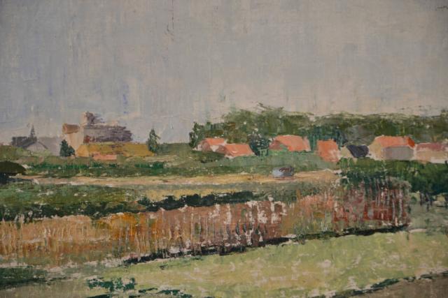 Landschap – Wijveldt – Art center Hoorn