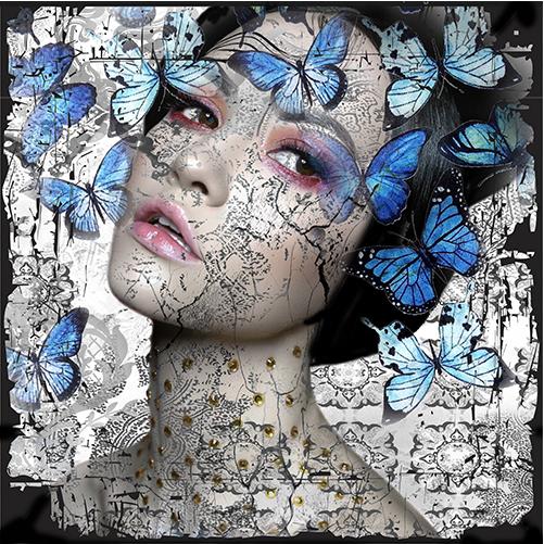 Butterfly I – Hans Jochem Bakker – Art center Hoorn