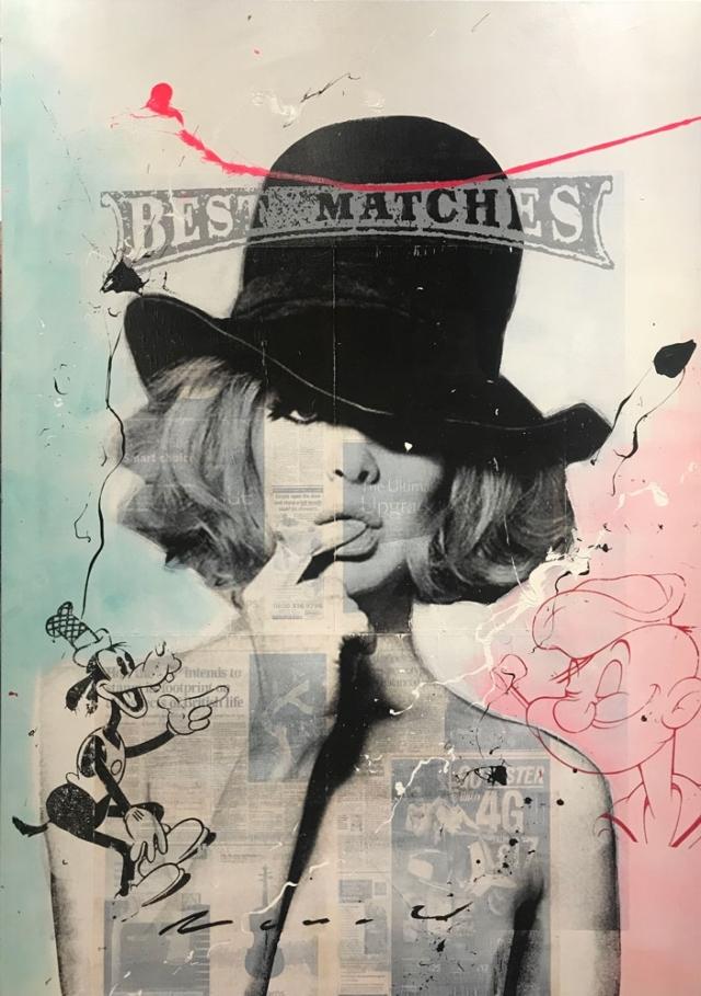 Best Matches – Ronald Chapeau – Art center Hoorn