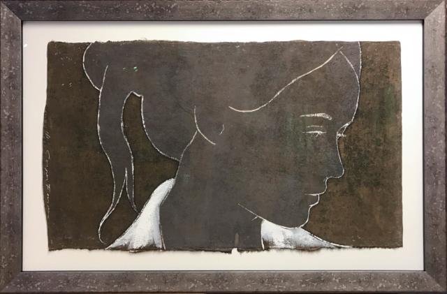 Gezicht – Casper Faassen – Art center Hoorn