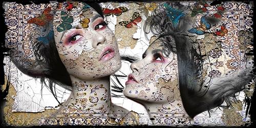 Twins – Hans Jochem Bakker – Art center Hoorn