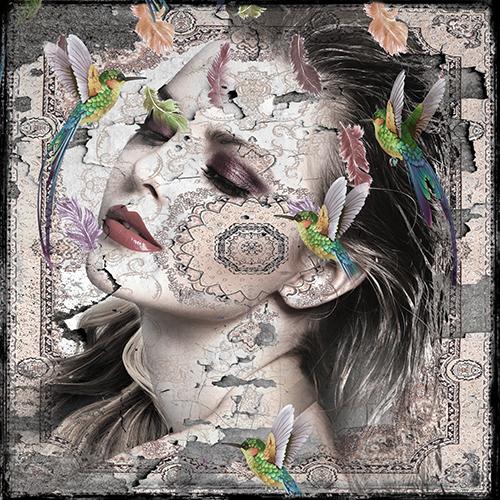 Hummingbird II – Hans Jochem Bakker – Art center Hoorn