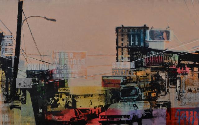 City Motel Grey – George Heidweiller – Art center Hoorn