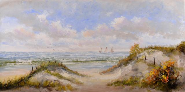 Duingezicht – Henry Brand – Art center Hoorn