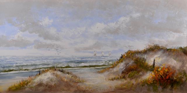 Duingezicht II – Henry Brand – Art center Hoorn