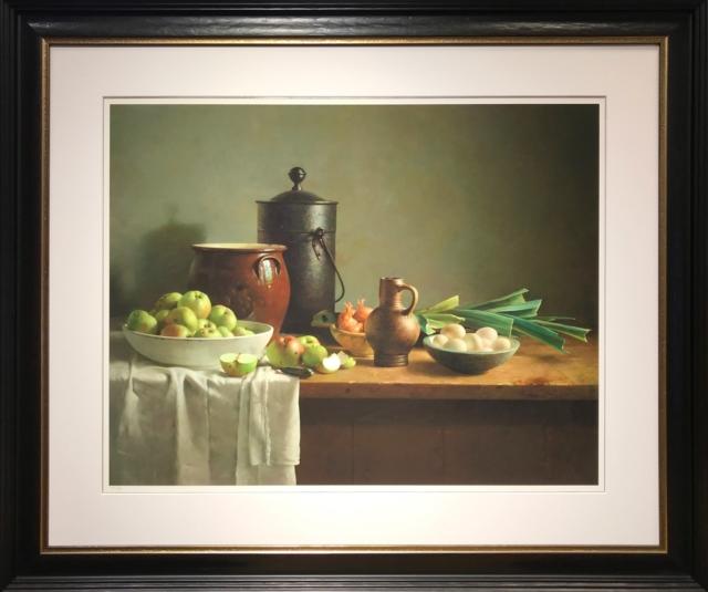 Stilleven met groenten – Henk Helmantel – Art center Hoorn