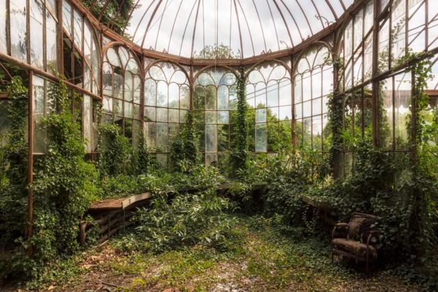 The Greenhouse effect – James Kerwin – Art center Hoorn