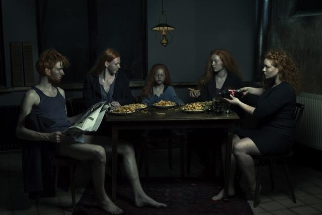 Final potato meal – Jenny Boot – Art center Hoorn