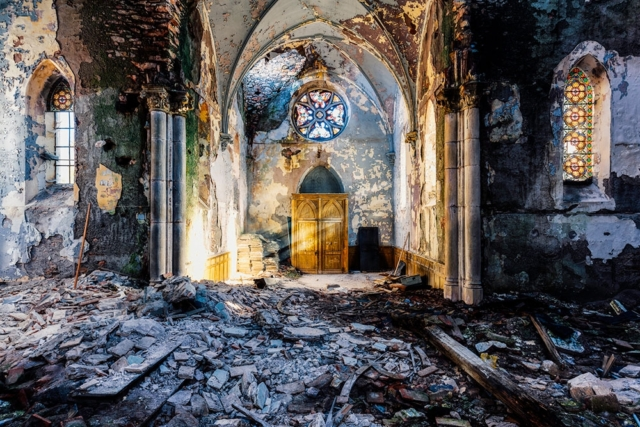 Walk into the Light – James Kerwin – Art center Hoorn