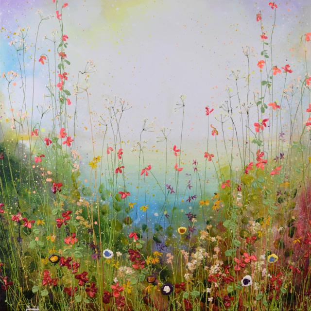 Blue Lake – Yulia Muravyeva – Art center Hoorn