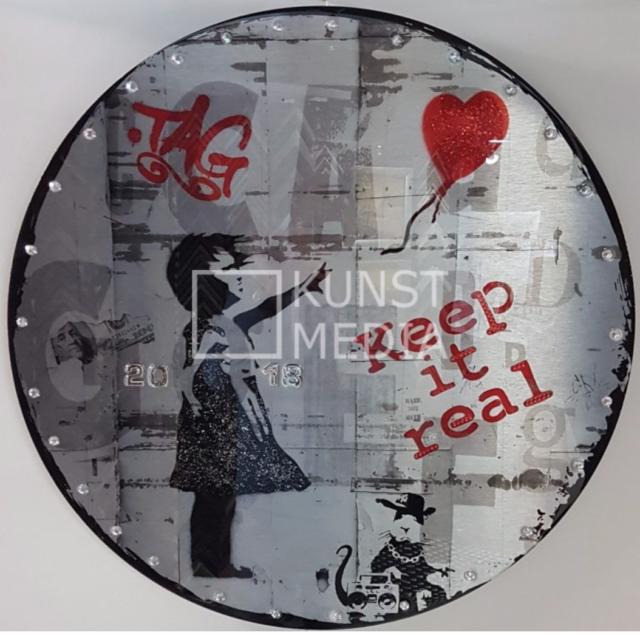 Hommage Banksy – Micha – Art center Hoorn