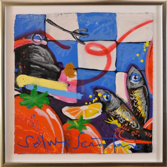 Champagne Diner I – Selwyn Senatori – Art center Hoorn