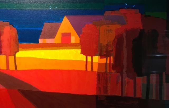 Twente in volle gloed, 2006 – Ton Schulten – Art center Hoorn