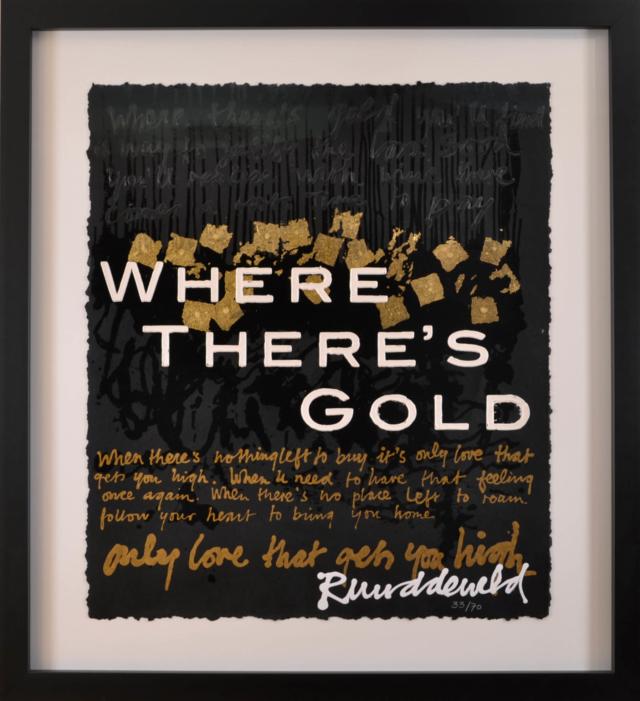 Where There's Gold – Ruud de Wild – Art center Hoorn