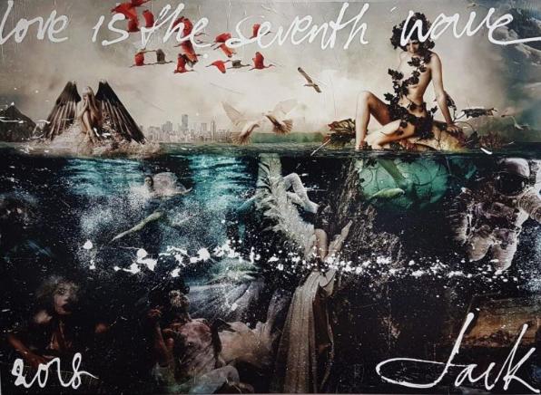 Underwater World – Jack Liemburg – Art center Hoorn