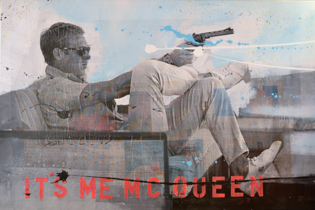 It's me McQueen – Ronald Chapeau – Art center Hoorn