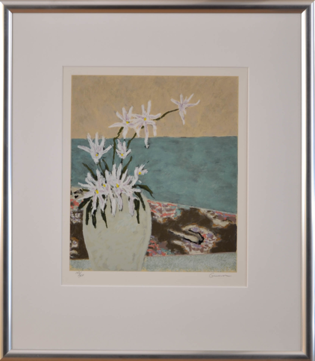 Bloemen in vaas IIII – Ellen Gunn – Art center Hoorn