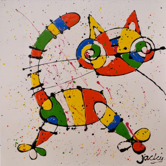 Kat – Jacky – Art center Hoorn