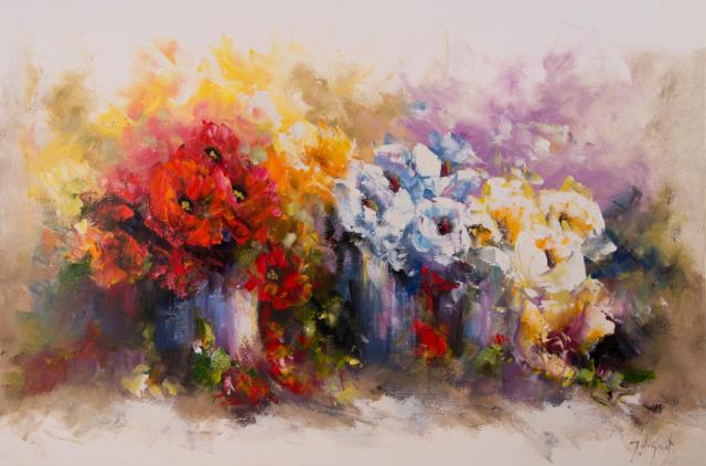 Bloemen – Jochem de Graaf – Art center Hoorn