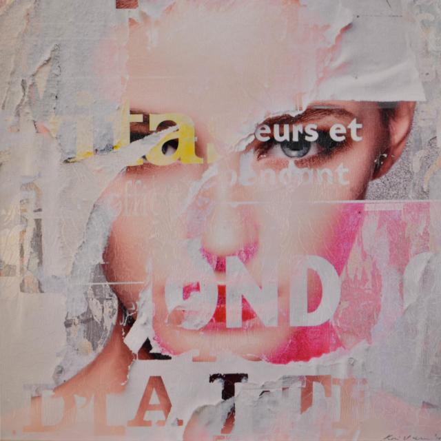 Face – Karin Vermeer – Art center Hoorn