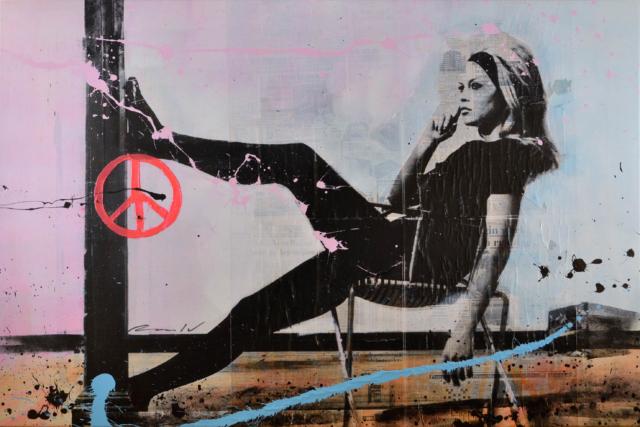 Peace – Ronald Chapeau – Art center Hoorn