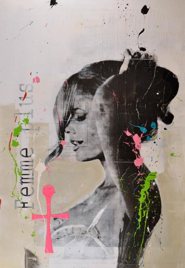 Femme Plus – Ronald Chapeau – Art center Hoorn
