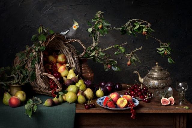 Summer Harvest - Hester Blankensteijn - Art Center Hoorn