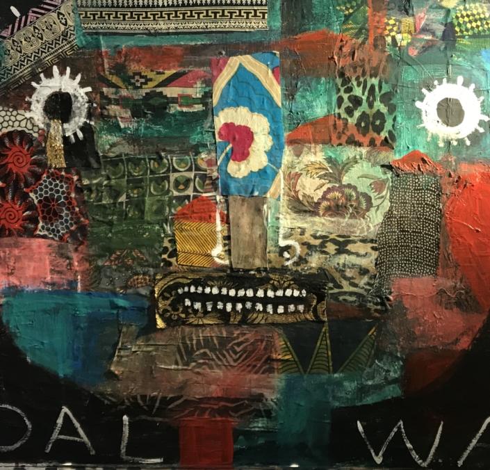 Face - Dalwa D Onoffre - Art Center Hoorn