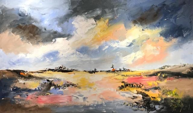Landschap – Jochem de Graaf – Art center Hoorn