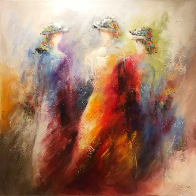 Silhouetten – Jochem de Graaf – Art center Hoorn
