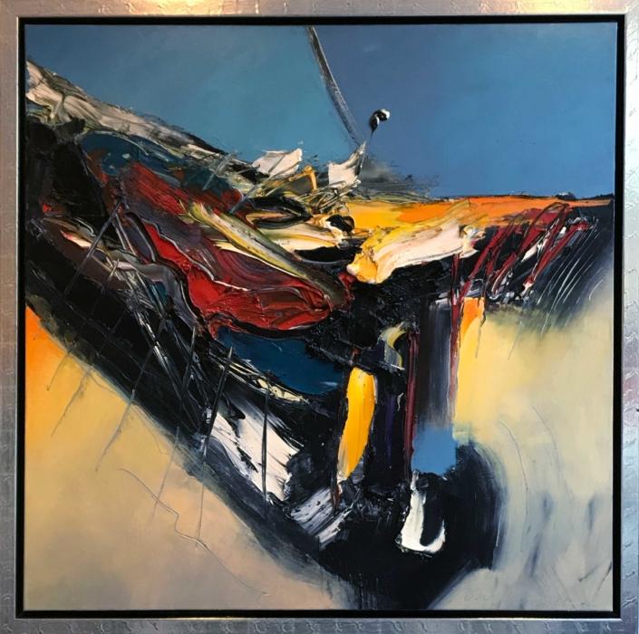 Zonder Titel - Ton van Kesteren - Art Center Hoorn