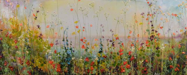 Spring Lake – Yulia Muravyeva – Art center Hoorn