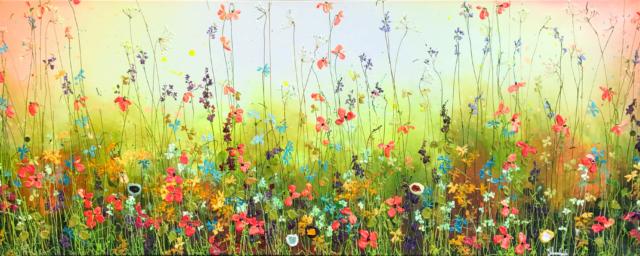 Spring Flowers – Yulia Muravyeva – Art center Hoorn
