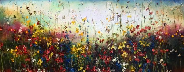 Hot Summer – Yulia Muravyeva – Art center Hoorn