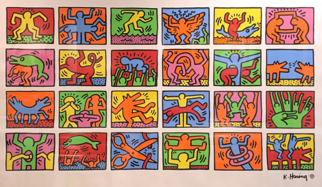 Retrospect_2 - Keith Haring - Art Center Hoorn