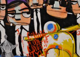 Roling with the Kings of Style - Selwyn Senatori | Art Center Hoorn