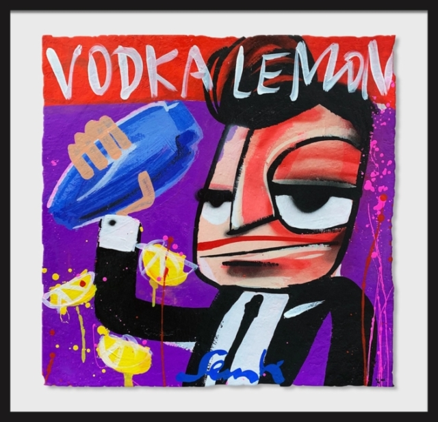 Vodka & Lemon - Selwyn Senatori - Art Center Hoorn