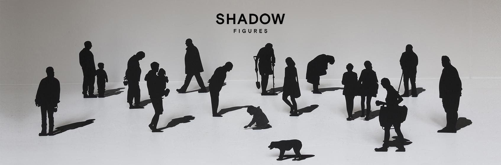 Shaduw Figures - De Molensteen Hoorn