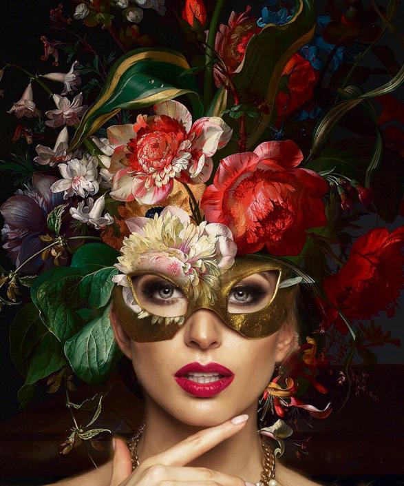 Blooming Mind - Mascha de Haas - Art Center Hoorn