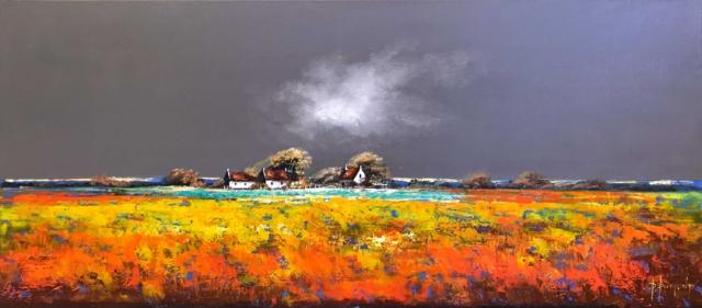 Daniel Dumont - Landschap - Art Center Hoorn - DUM1001_1