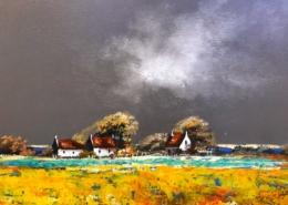 Daniel Dumont - Landschap - Art Center Hoorn - DUM1001_2