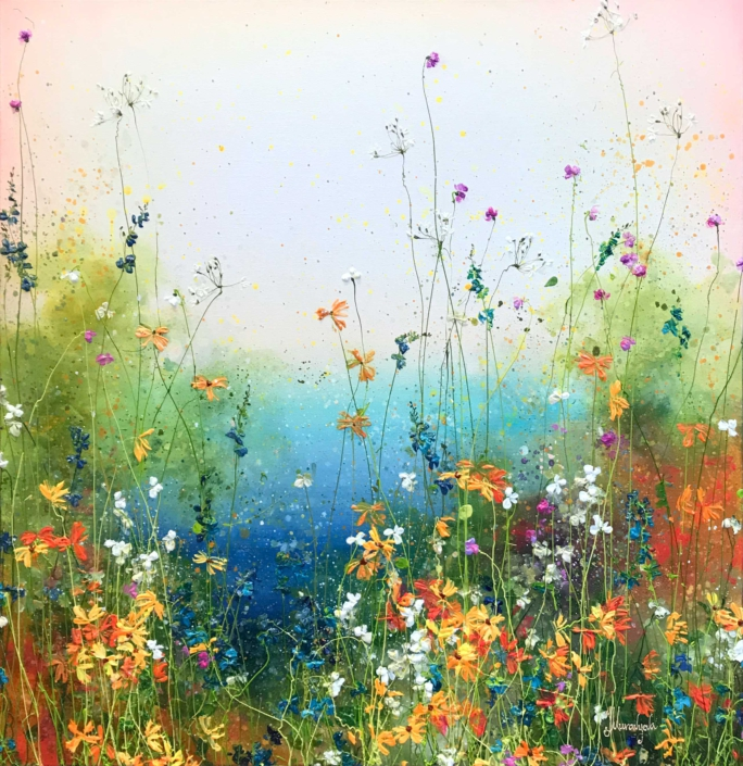 Yulia Muravyeva - Bloemenschilderijen - Art Center Hoorn - MUR1042_1
