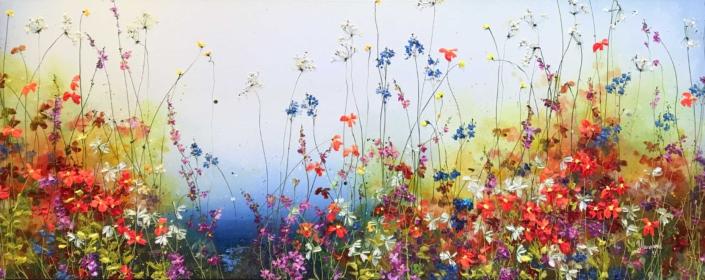 Yulia Muravyeva - Bloemenschilderijen - Art Center Hoorn - MUR1043_1