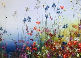 Yulia Muravyeva - Bloemenschilderijen - Art Center Hoorn - MUR1043_2