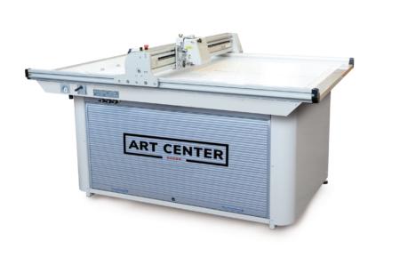 Passe-partout laten maken - Art Center Hoorn