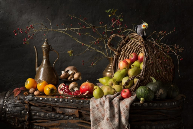Autumn Harvest - Hester Blankensteijn - Art Center Hoorn