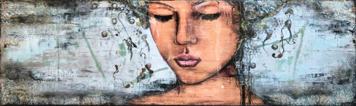 Ingetogen - Lincy Hoogveld - Art Center Hoorn