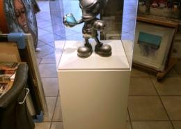 Pjipje sculpture 5 - Loes van Delft - Art Center Hoorn