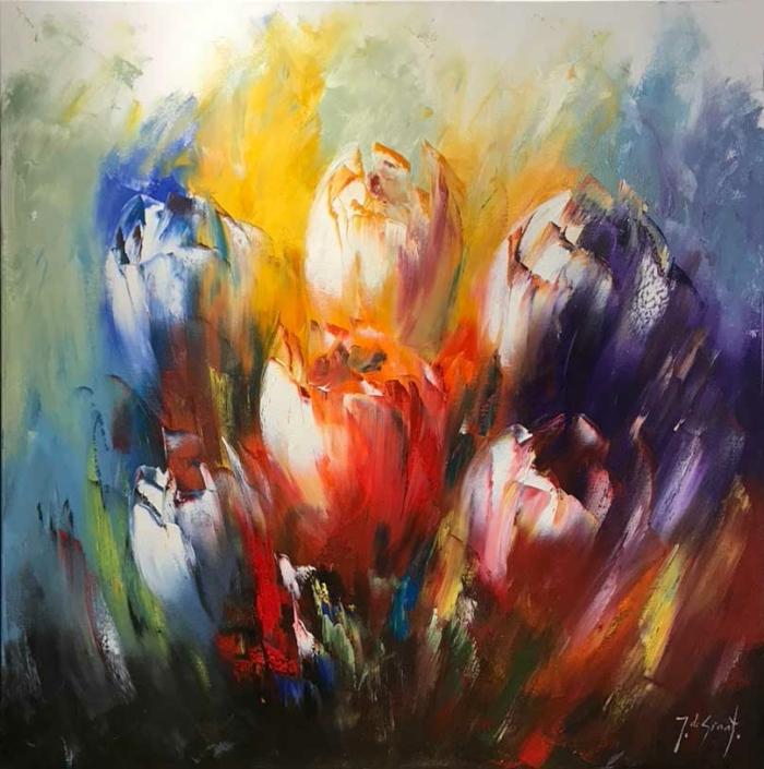 Tulpen JGR1098_1 - Jochem de Graaf - Art Center Hoorn