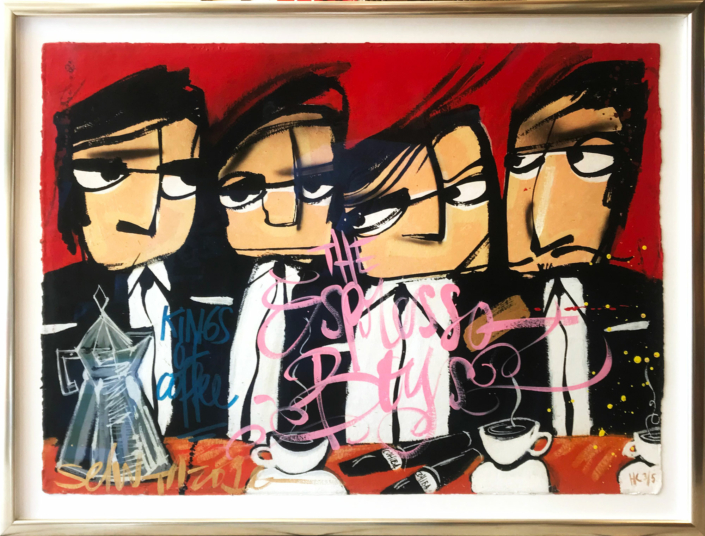 SEN1094_1 The Espresso Boys - Selwyn Senatori - Art Center Hoorn